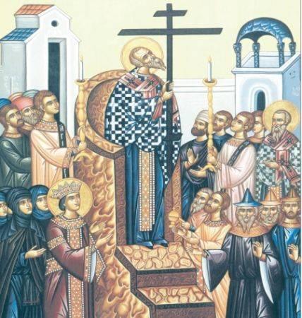 Predica la Inaltarea Sfintei Cruci