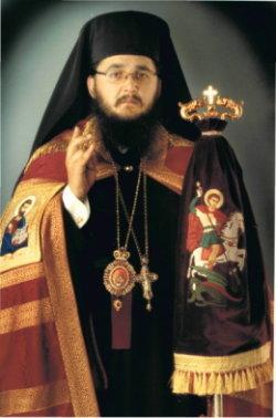 Predica P.S. Ambrozie la Biserica din Draganescu