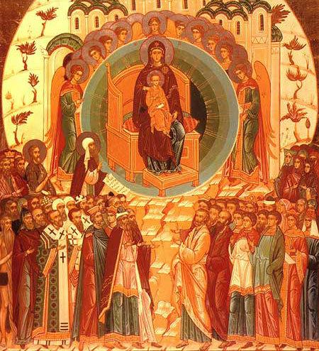 Predica la Soborul Maicii Domnului