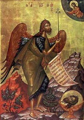 Sfantul Ioan Botezatorul - Predica