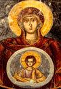 Cuvantul Sfantului Ioan Damaschin la Nasterea Maicii Domnului