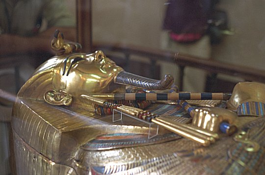 Notiunea de suflet si trup in Egiptul antic