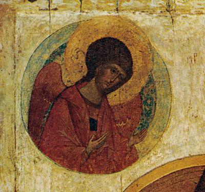 Axion al Sfintei Fecioare, care se rosteste, cu bucurie pascala, de la Inviere pana la Inaltare