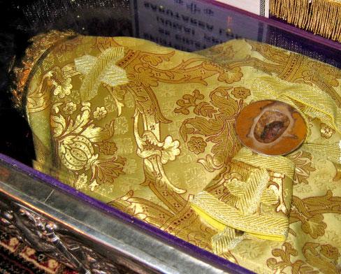 Cum au fost furate Moastele Sfantului Dimitrie Basarabov