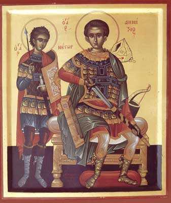 Marele Mucenic Dimitrie