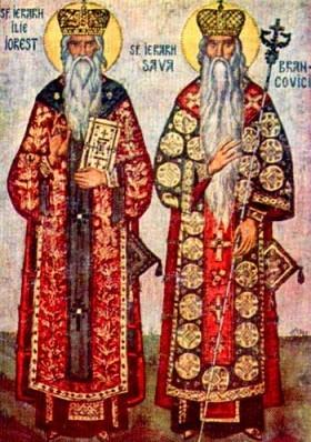 Sfantul Ilie Iorest, mitropolitul Transilvaniei