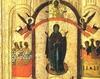 Punerea in racla a braului Maicii Domnului