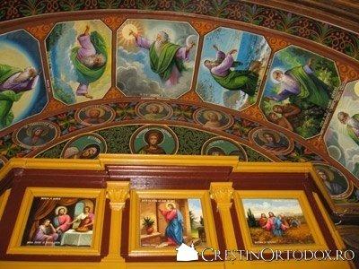 Biserica Sfantul Mina - Vergu
