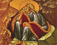 Ilie, sfantul care a inchis cerurile