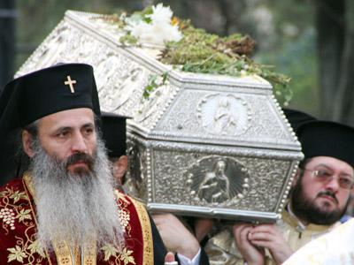 Blestemul Moastelor Sfintei Parascheva