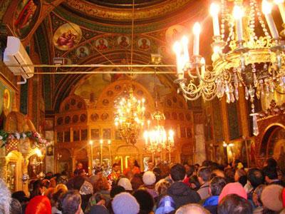 Hramul Bisericii Sf Mina