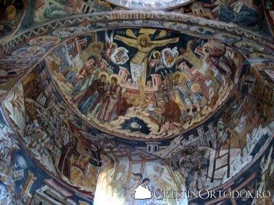 Manastirea Probota - Rastignirea