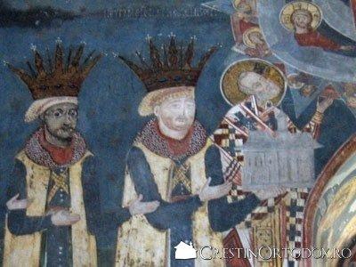 Manastirea Probota - Ctitorii