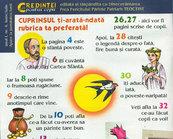 Revista Lumea credintei pentru copii, anul I, nr. 4, iunie/iulie