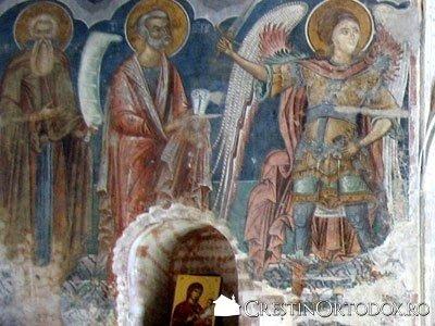 Manastirea Probota - Sfantul Petru