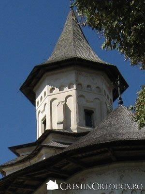Manastirea Probota - Turla