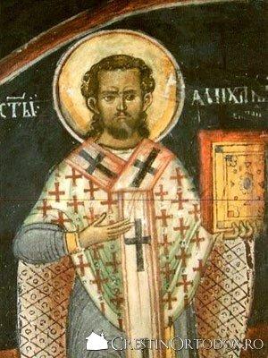 Manastirea Arnota - Sfantul Mihail Marturisitorul