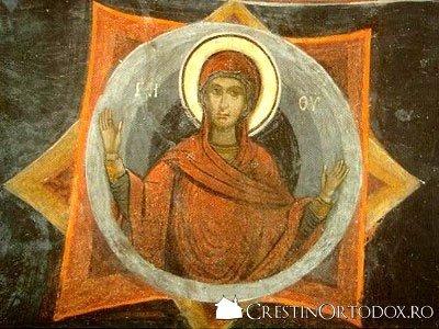 Manastirea Arnota - Maica Domnului Oranta