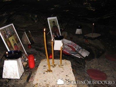 Schitul Sihla - Pestera Sfintei Teodora de la Sihla