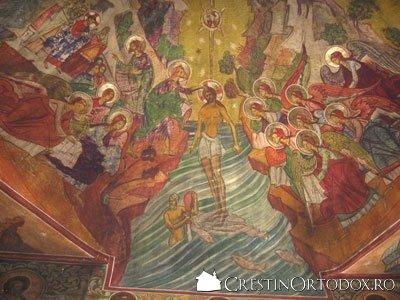 Schitul Sihla - Botezul Domnului