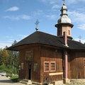 Schitul Sihla - Biserica Nasterea Sfantului Ioan Botezatorul