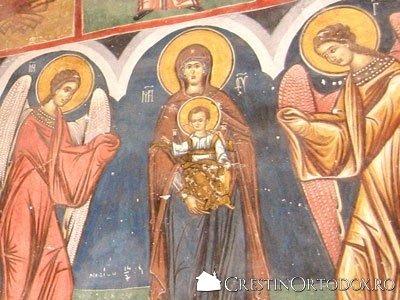 Manastirea Humor - Maica Domnului si Sfintii Arhangheli