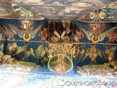 Manastirea Humor - Bolta Pridvorului