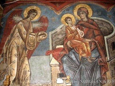 Manastirea Humor - Maica Domnului si Sfantul Arhanghel Gavriil