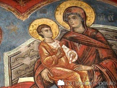 Manastirea Humor - Maica Domnului