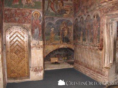 Manastirea Humor - Gropnita