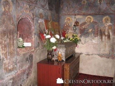 Manastirea Bogdana - Sfantul Leontie si Sfantul Teodosie