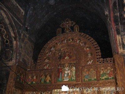 Manastirea Bogdana - Catapeteasma