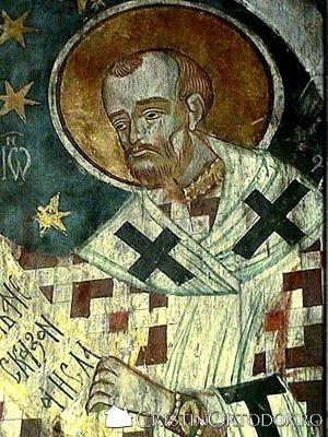 Manastirea Balinesti - Sfantul Ioan Gura de Aur