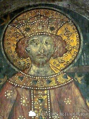 Manastirea Balinesti - Sfantul Constantin cel Mare