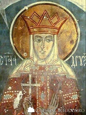 Manastirea Balinesti - Sfanta Cuvioasa