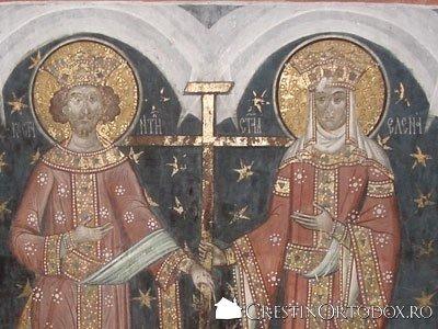 Manastirea Balinesti - Sfintii Imparati Constantin si Elena