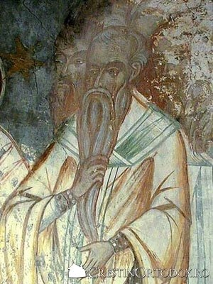 Manastirea Balinesti - Ereticul Arie