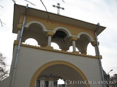 Biserica Sfantul Vasile - Clopotnita