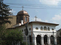 Biserica Sfintii Imparati Constantin si Elena - Cismigiu