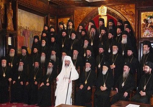 Sfantul Sinod al Bisericii Ortodoxe Romane