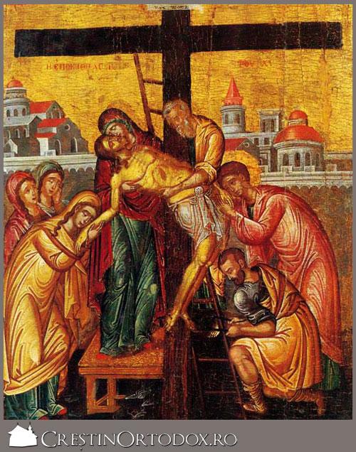 Coborarea lui Hristos de pe cruce