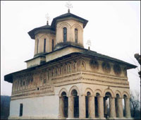 Biserica din Maldaresti