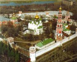Manastirea Novodevichy - Smolensk