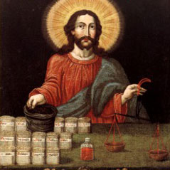Hristos ca farmacist