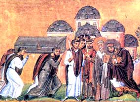 Moastele Sfantului Ioan Gura de Aur
