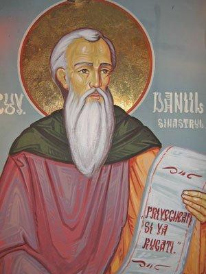 Sfantul Daniil Sihastrul