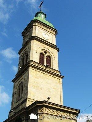 Biserica Barboi - Turnul clopotnita
