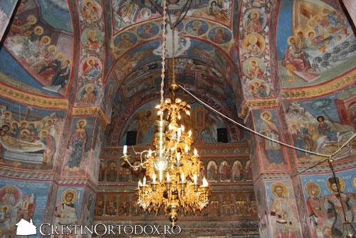 Manastirea Valea Manastirii - Policandru