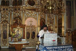 Limba de lemn in Biserica
