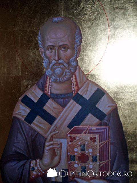 Manastirea Ponor - Sfantul Nicolae